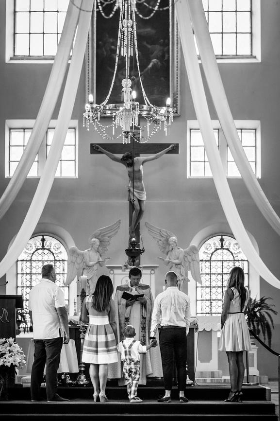 Krikštas | Raudondvaris